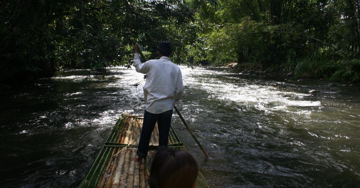 South Borneo Jungle Mountain Hiking and Barito explore and ...